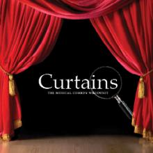 """Curtains"" at Boston Conservatory"